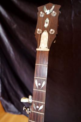 Banjo bluegrass 5 cuerdas