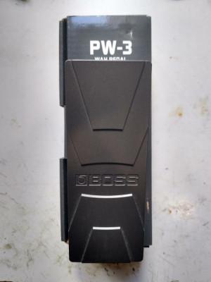 BOSS PW-3 pedal WAH