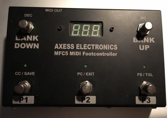Axess midi Switcher