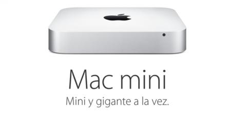Mac Mini 2012 con SSD