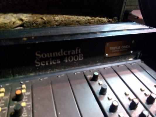 Soundcraft Serie 400 B