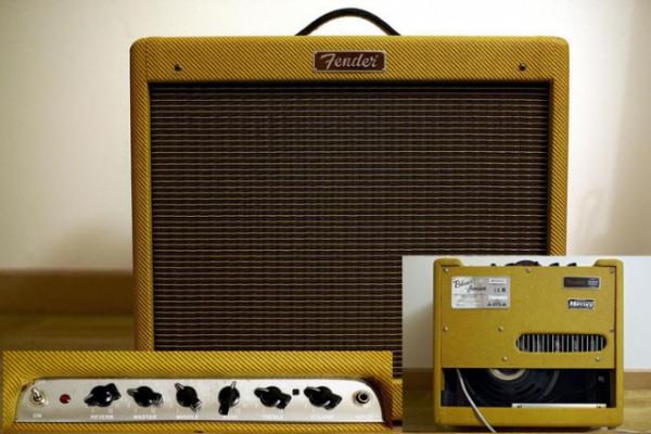 Ampli Fender Blues Junior III Lacquered Tweed