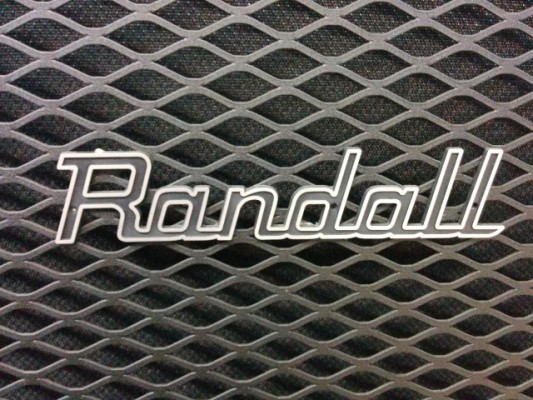 Randall V2+pantalla RS412 400W NUEVO!. PODRIA CAMBIAR POR GUITARRA.