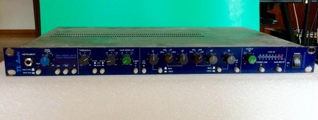 Tla Indigo 2051 Valve Processor.