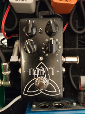 TC Electronic Trinity Reverb (Hall of Fame)