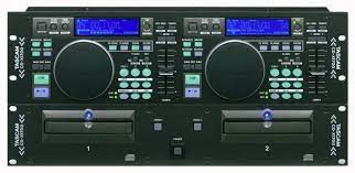 Reproductor Tascam CDX1700