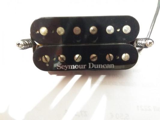 o cambio Seymour Duncan TB-11 Custom Custom