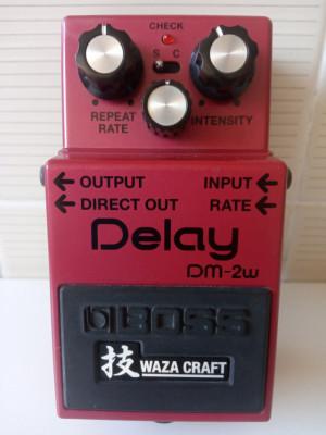 Boss DM-2W Delay por Boss CE-2W