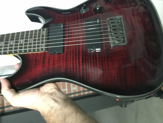 Schecter Diamon series 7 cuerdas