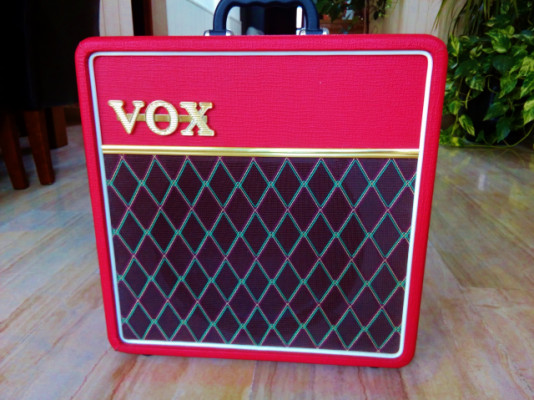 Vox AC4C1 Limited Edition Red