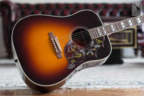 Gibson Hummingbird Mystic Rosewood