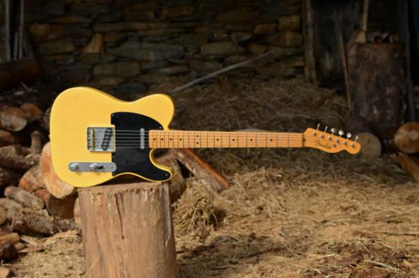Fender Telecaster Custom Shop 1951 Nocaster Relic (2005)