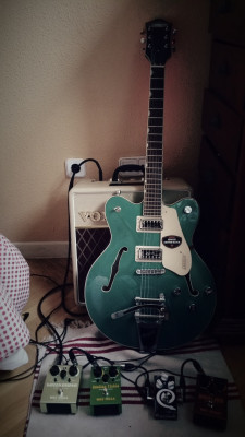 Gretsch  G5622T Electromatic+Funda Acolchada / Impecable