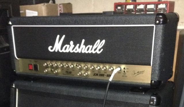 MARSHALL JCM2000 TSL60 HEAD