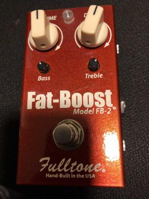 Fulltone Fat-Boost Model FB-2