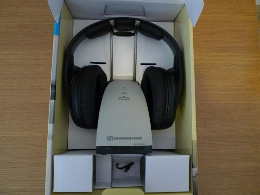 Auriculares Sennheiser RS 140 - Inalámbricos (Wireless)
