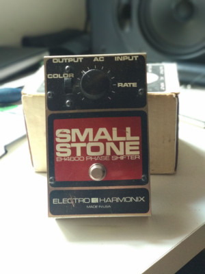 Electro Harmonix Small Stone 1979