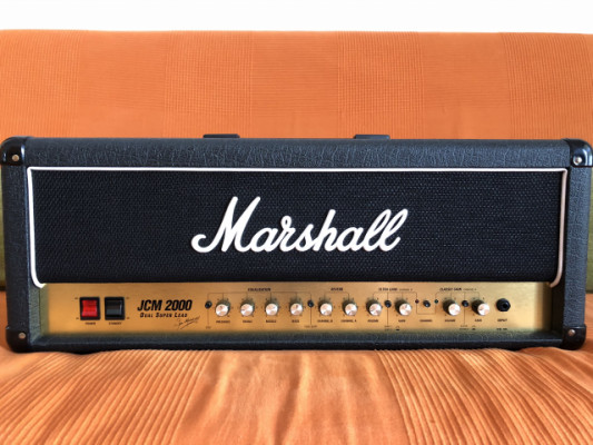 Vendo/Cambio Marshall JCM 2000 DSL 100
