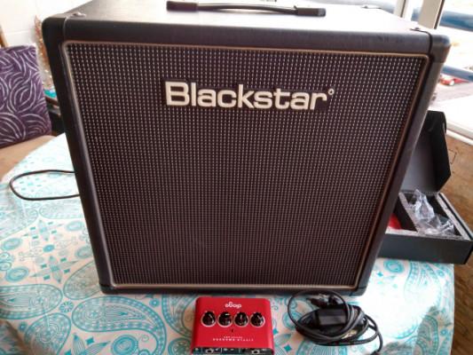 Vendo Diago little smasher amplificador + pantalla blackstar ht110