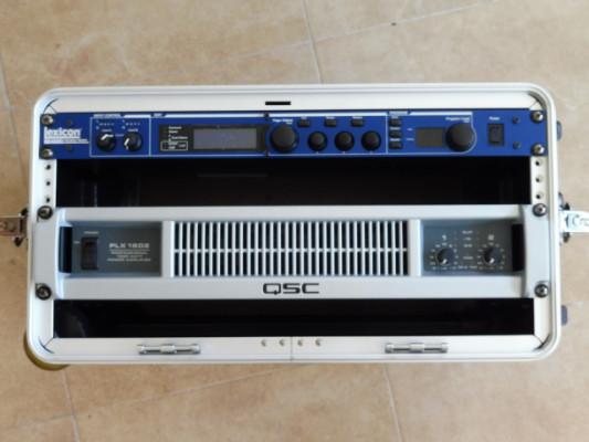 Etapa estéreo QSC PLX 1802 2x525 W
