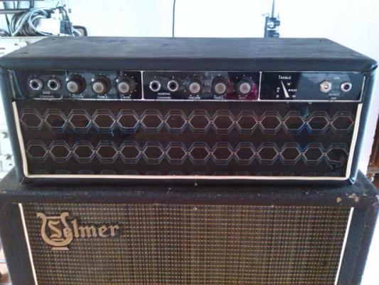Amplificador Selmer Treble N' Bass MKII 1965,67...VALVULAS MULLARD