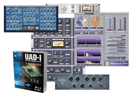 Vendo dos UAD-1