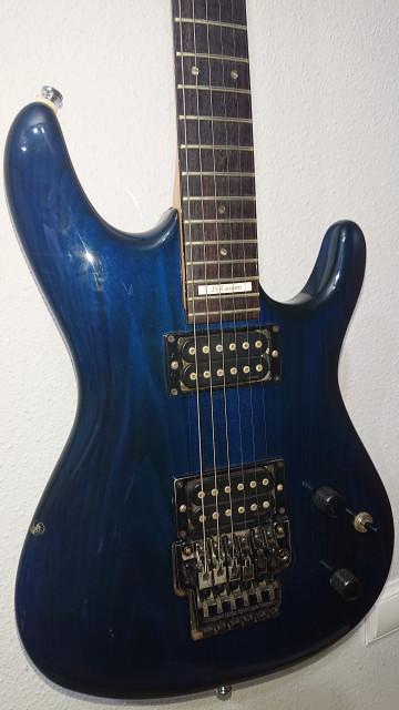 Ibanez JS1000 Joe Satriani 1994
