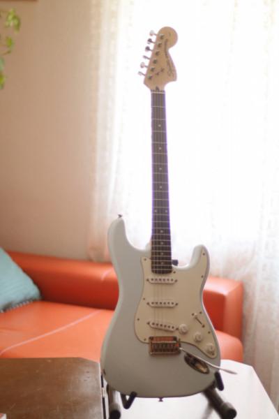 Fender Squier deluxe/standar Stratocaster