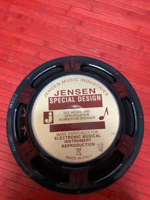 Jensen Special Design C12N - 8 Ohm