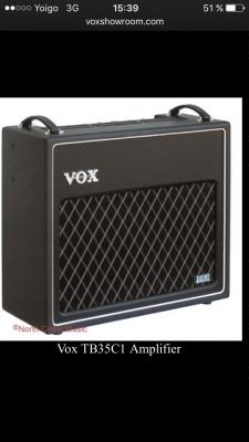 VoxAC30 tony bruno tb35c1 Rebaja