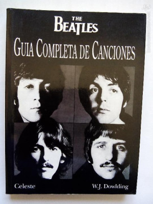 THE BEATLES - Guia completa de canciones