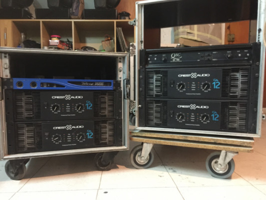 Crest audio Ca12