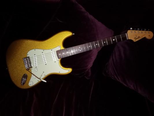 Statocaster Custom 62 / Dick Dale Style Hammer  Diablo Usa
