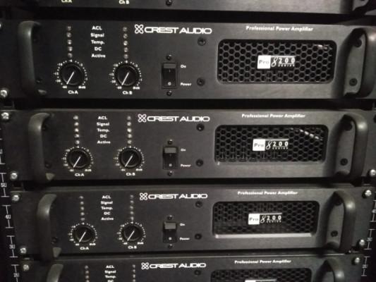 Equipo de sonido TURBOSOUND