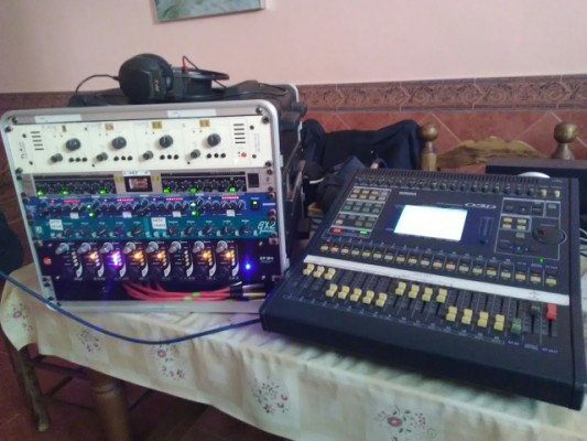 Yamaha 03D (ampliada) + previos + gates