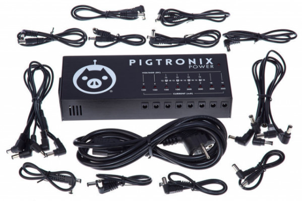 Pigtronix Power - NUEVO!!
