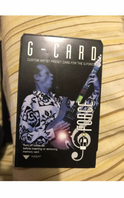 G CARD TC Electronics