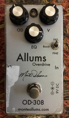 OVERDRIVE MONTE ALLUMS OD-308