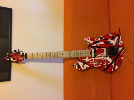 EVH Wolfgang Special (Red Strip) ltd.ed 125   + REBAJADA!!!!!