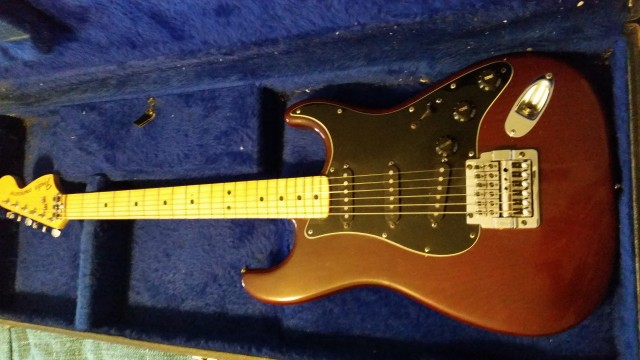 Fender Stratocaster made in USA ¡REBAJADA!