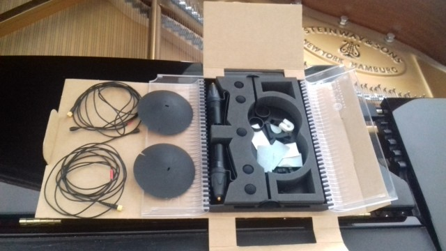Vendo Set 2 micrófonos DPA  4061