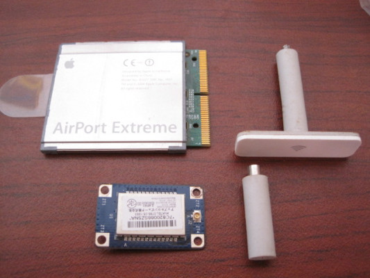 Wifi y bluetooth original para Power Mac G5