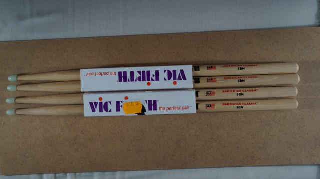 Vic Firth 5BN American Classic (2 Pares)