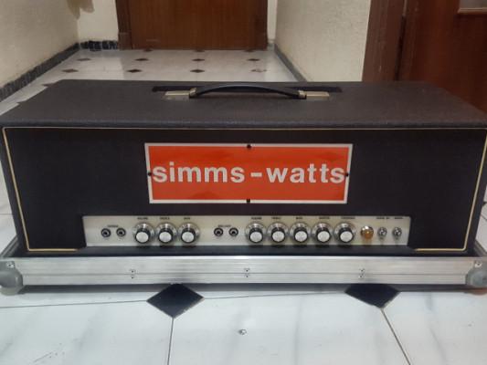 Simms watts