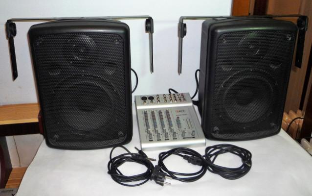 Equipo audio