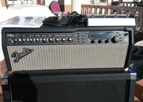 Vendo cabezal Fender Cyber-Twin
