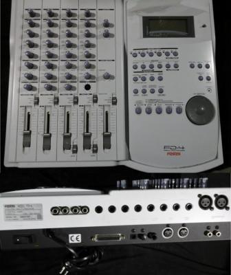 Fostex FD-4 Digital Multitracker