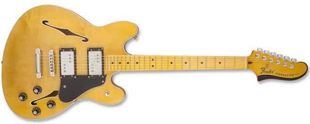 Fender Modern Player Starcaster