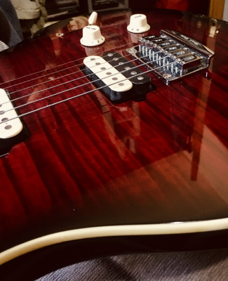"""MusicMan Axis SS """"Ball Family Reserve"""""""