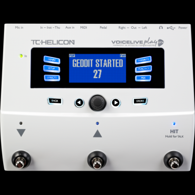 TC HELICON VOICE LIVE PLAY GTX